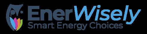 Logo | EnerWisely | Quantum New Energy Carbon Reduction Platform