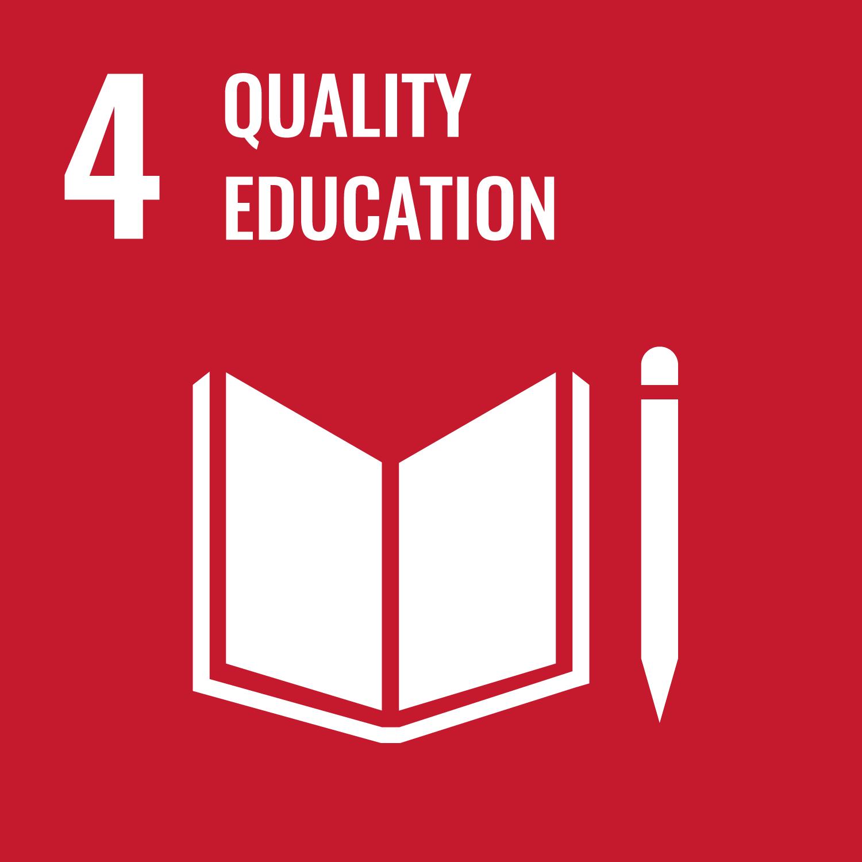 Picture | UN global goals | Quantum New Energy | Quality Education