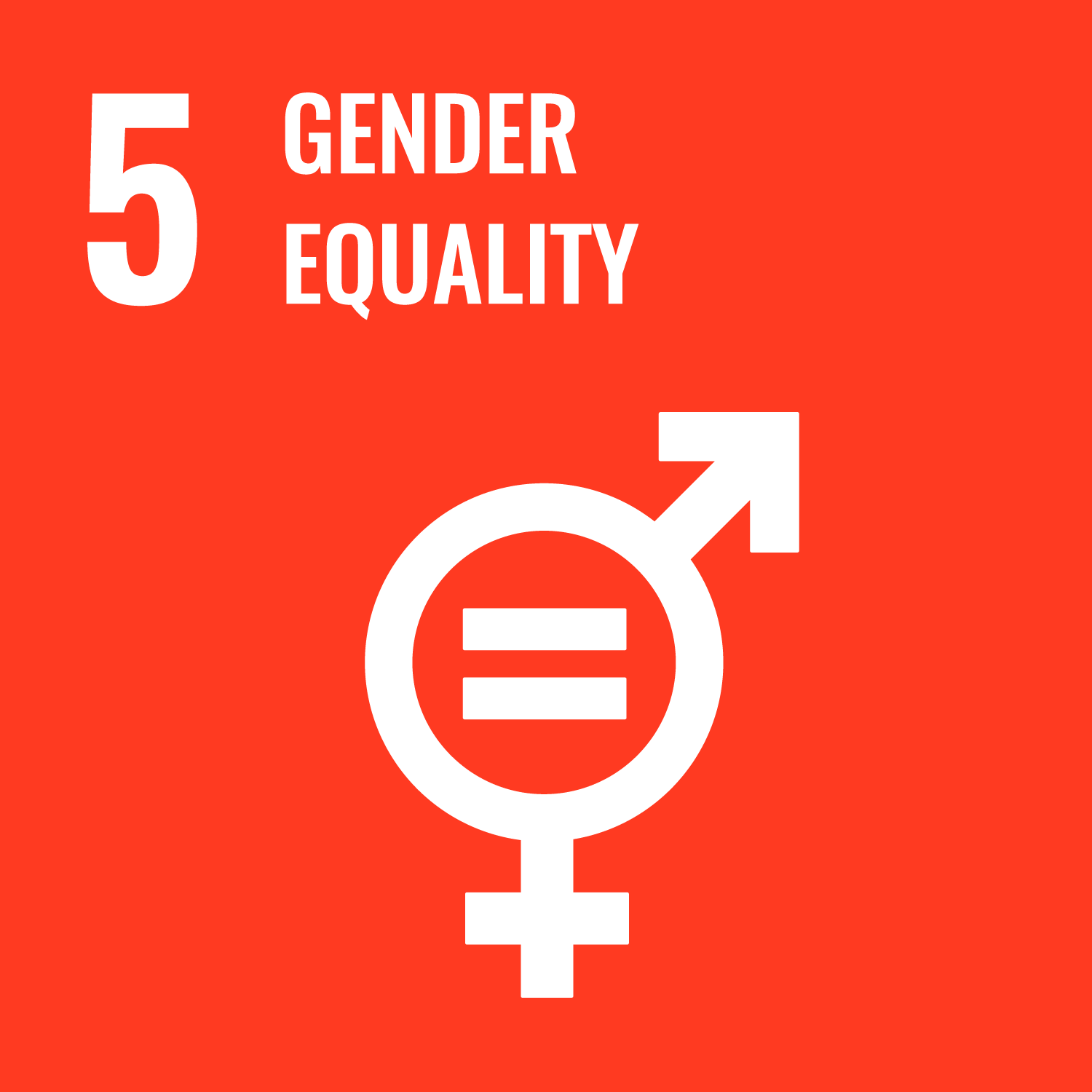Picture | UN Global Goals | Gender Equality | Quantum New Energy