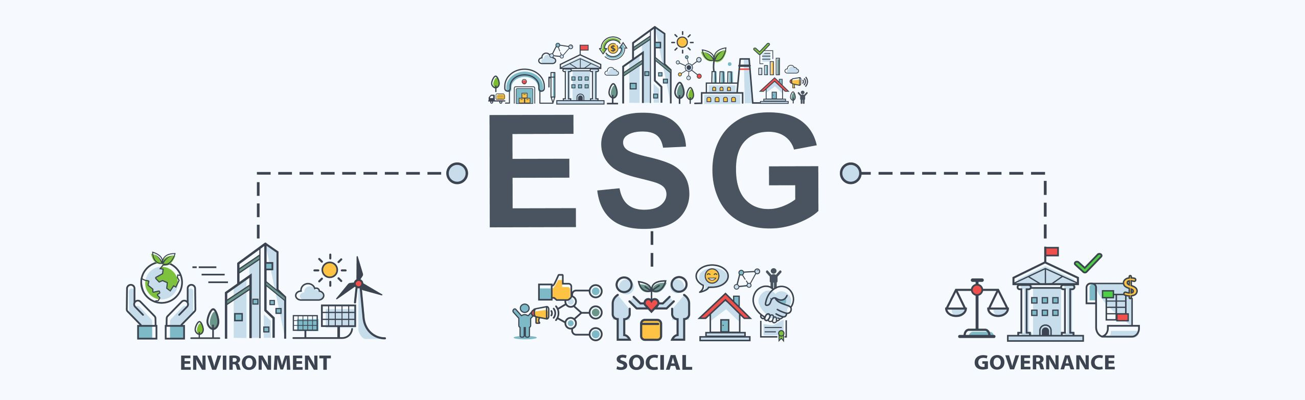 Quantum New Energy, What is ESG?